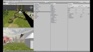 Видеоурок по созданию игр на Unity.Часть 3.