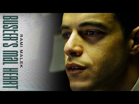 BUSTER'S MAL HEART (2017) Official Trailer | Rami Malek