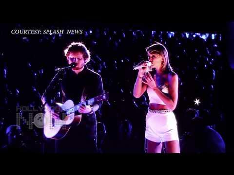 (VIDEO) Taylor Swift Ed Sheeran Duet Performance | Tenerife Sea | Rock In Rio Concert