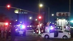 Lancaster,CA Car Crash 12/6/2012