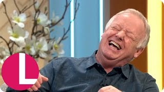 TV Legend Les Dennis on Meeting the Pope and Avoiding Piers Morgan  Lorraine