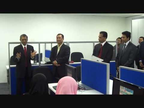 HTC Global Services MSC Sdn Bhd - Penang Office Inauguration ...