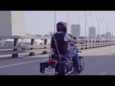Владивосток. Мотоциклы. Блюз