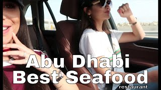 Abu Dabi Best Seafood Restaurant