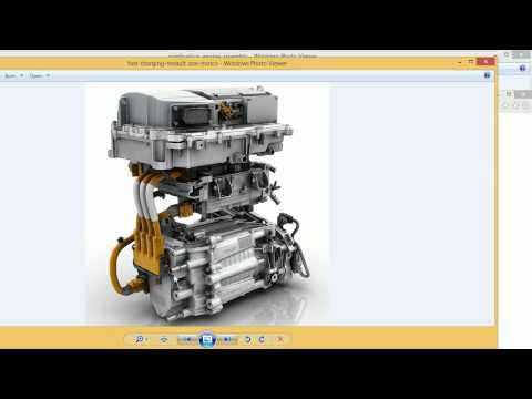 Combustion Engine vs Full Electric Automobile Systems