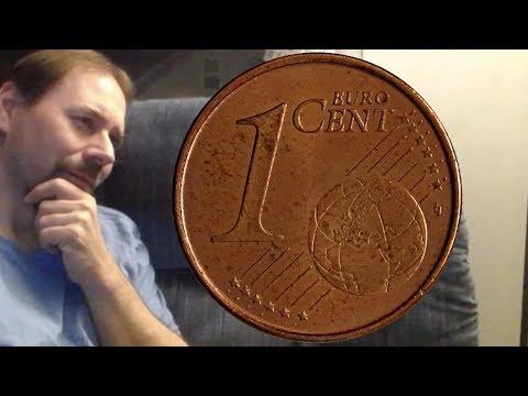 Spanyol 1 Koin Euro Cent 2001