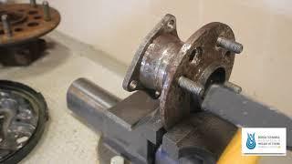 Bijon Saplama Degişimi *** Broken wheel stud change