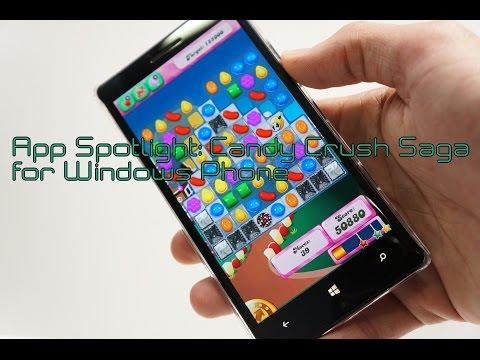 hack candy crush saga windows phone - App Spotlight: Candy Crush Saga for Windows Phone