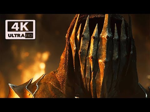 Most Epic 4K Cinematic Game Trailers Part 6 UHD