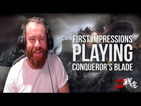 Ep 1   First Impressions   Danneh Plays Conqueror's Blade