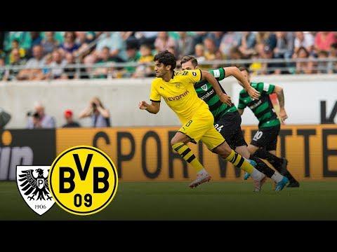 SC Preußen Münster - BVB | Testspiel in voller Länge