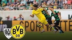SC Preußen Münster vs. BVB 0-4 | Full Match