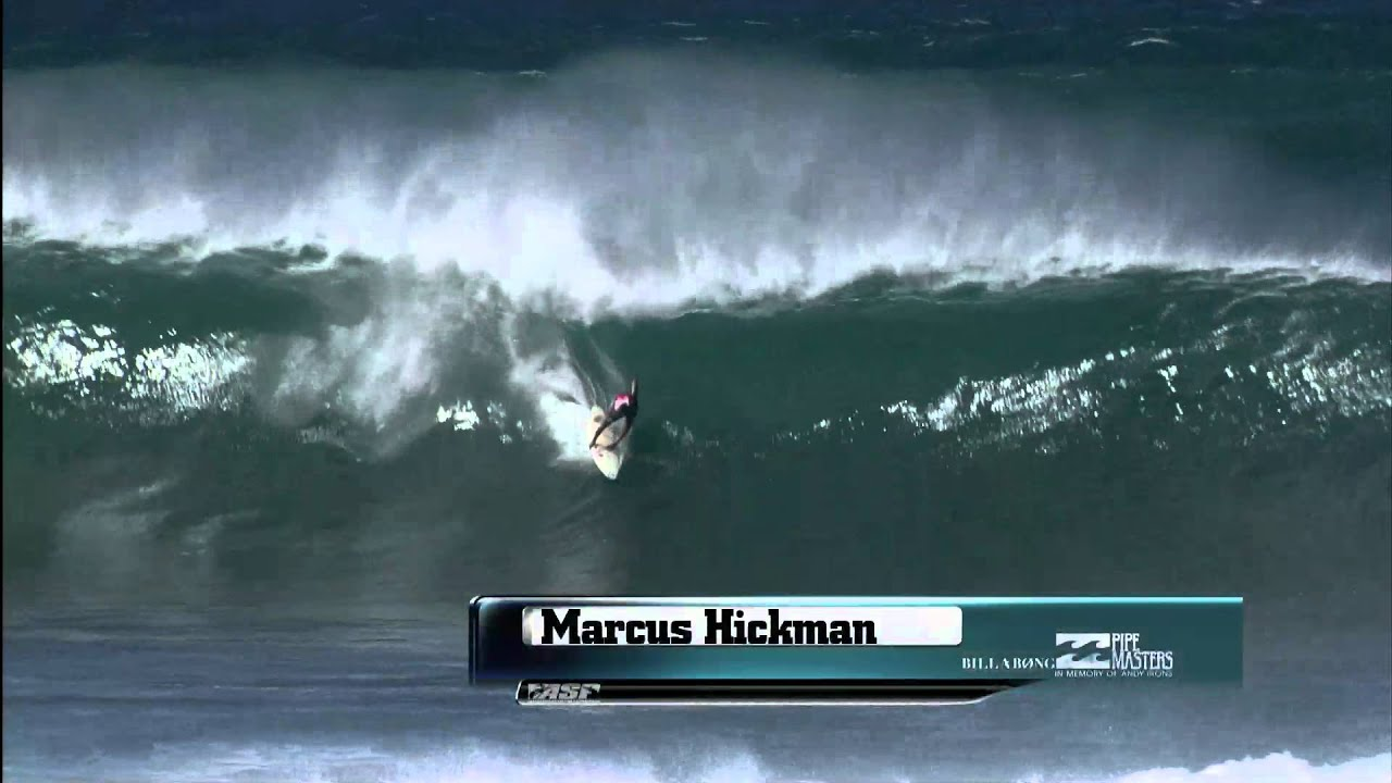 35146c69f0 2011 Billabong Pipe Masters - Day 1 Highlights - YouTube