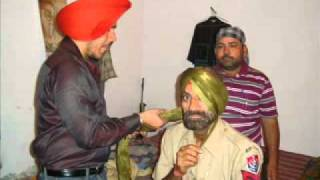 Manjeet Singh Ferozpuria turban coach (Bathinda) Pagg Sikho 94635-95040
