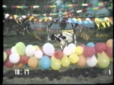 Comerciales Canal 12 de Córdoba - Año 1986