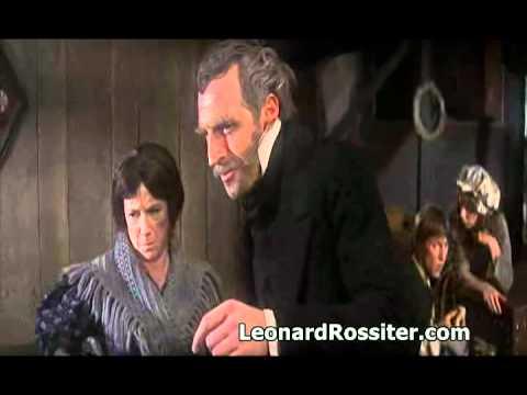 Oliver! Leonard Rossiter as Mr Sowerberry