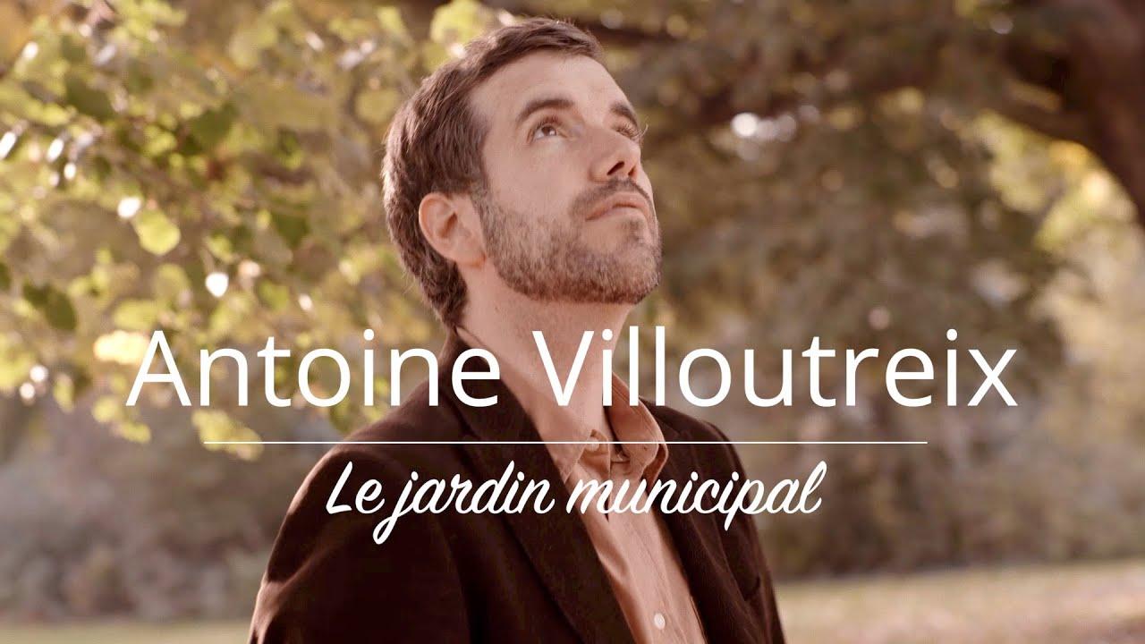 Antoine Villoutreix - Le jardin municipal