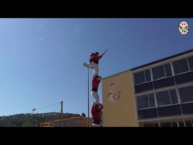 P5 Castellers Alt Maresme @ FM Sant Cebria de Vallalta (29/09/2019)