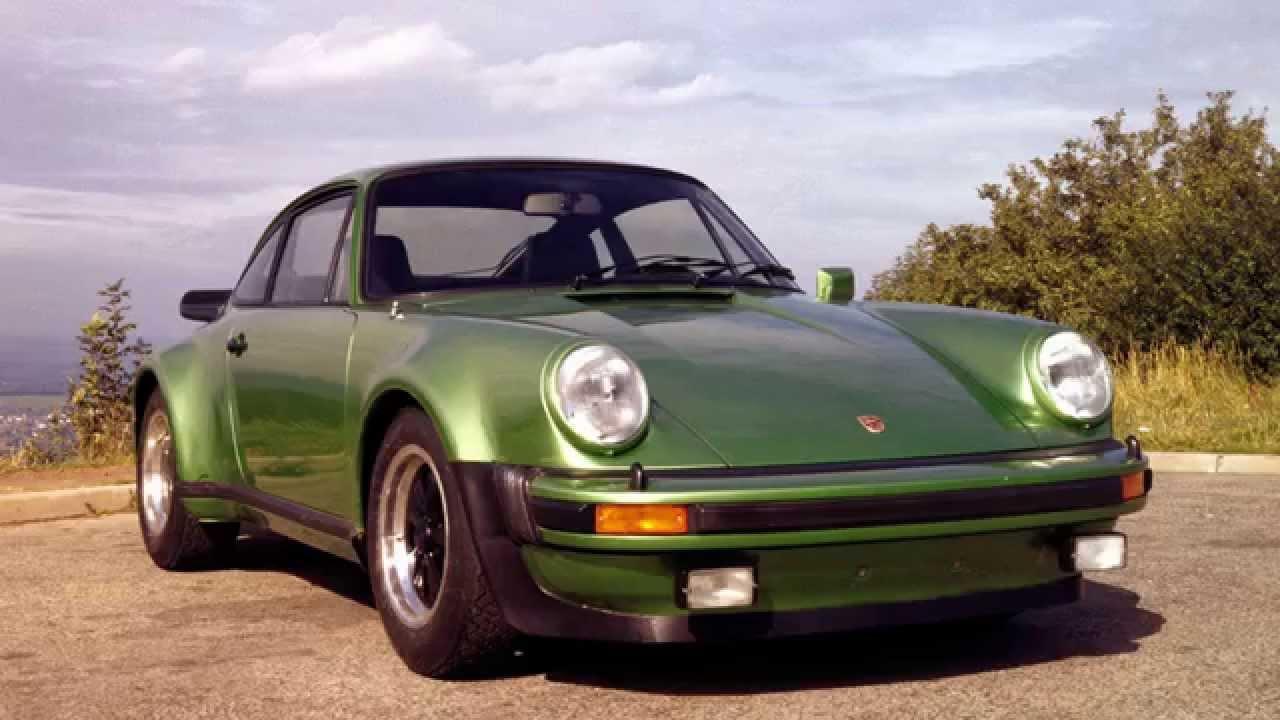 930 Turbo Porsche For Sale >> Porsche 911 Turbo 3.0 (930) (1975-1977) - YouTube