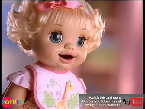 Baby Alive Learns To Potty Youtube