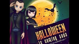 My Love   Hướng Dẫn Nhận Quà Halloween Sự Kiện Treo Cover Facebook