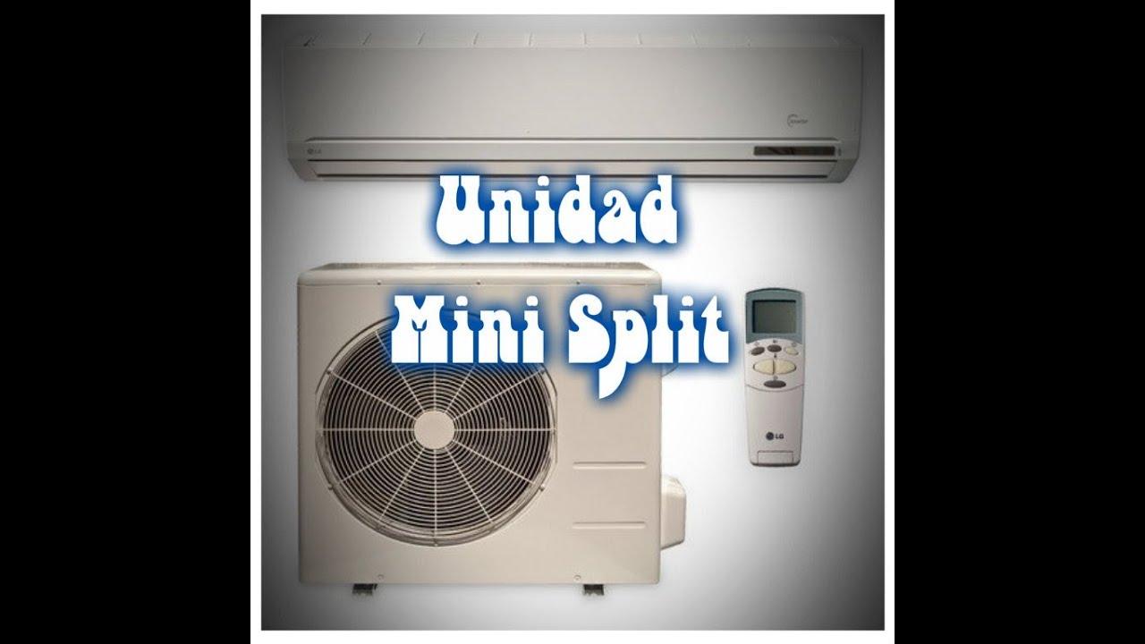 Unidad evaporadora minisplit