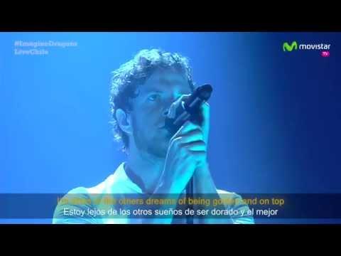 Imagine Dragons - Dream, Live (lyrics English/español)