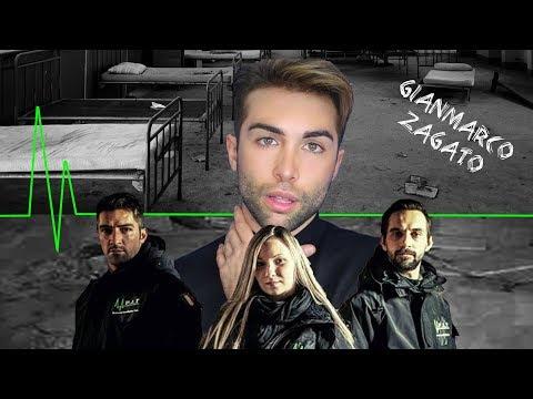 REAL HORROR EP 6  | A CACCIA DI FANTASMI CON GIANMARCO ZAGATO