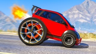 EXTREME CAR Mods In GTA 5!