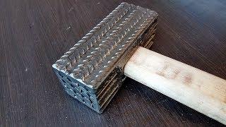 Арм-кувалда своими руками. Homemade hammer