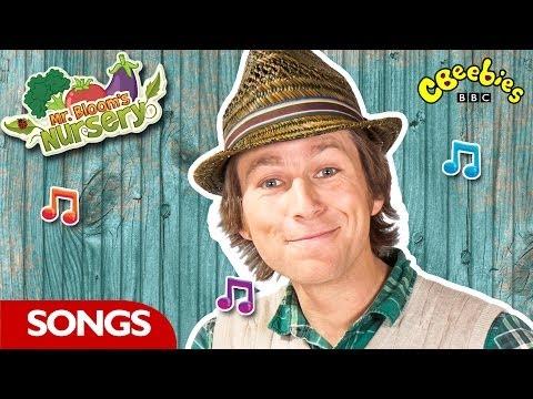 CBeebies: Mr Bloom's Nursery - Get, Set, Grow! Song
