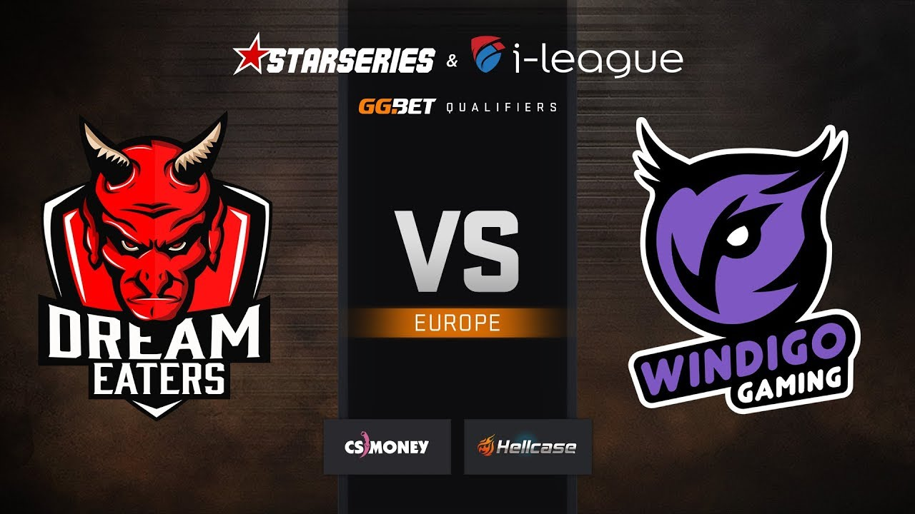 [EN] DreamEaters vs Windigo, map 3 overpass, StarSeries & i-League S7 GG.Bet EU Qualifier