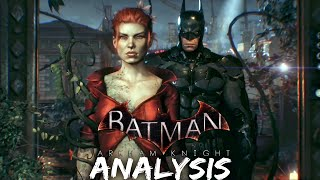 Batman Arkham Knight: Time To Go To War Gameplay Analysis