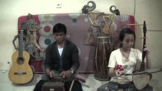Arirang played with Indonesian traditional music instruments (Siter,Suling, and Rebab)