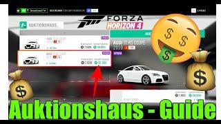 Forza Horizon 4 Auktionshaus 💶 -  Multimillionär in 5 Minuten