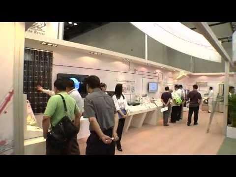 Panasonic Exhibits at China-Japan Green Expo 2011