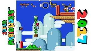 Roy's Airship • Hack of Super Mario World