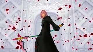 Kingdom Hearts Re: Chain of Memories - Boss: Marluxia