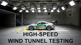 ACE High-Speed Wind Tunnel