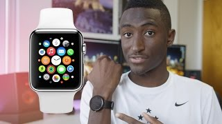 Apple Watch Impressions!(Apple Watch. Not iWatch. My mixed feelings & impressions! Verge Apple Watch hands-on: http://youtu.be/Hn8jj9KuKDc Apple Watch: ..., 2014-09-11T00:28:16.000Z)