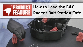 How to Load the B&G Rodent Bait Station Cafe