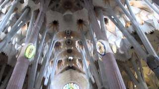 #28  Храм Святого Семейства | La Sagrada Família(Испания, Каталония, Барселона | Spain, Catalonia, BCN., 2014-04-01T19:43:41.000Z)