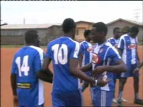 RCD ESPANYOL FOOTBALL ACADEMY IN LAGOS NIGERIA.