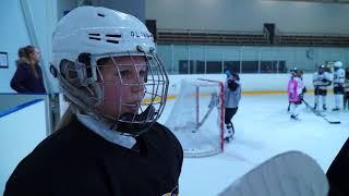 Girls' hockey day -päivä Oulussa 1.10.2017