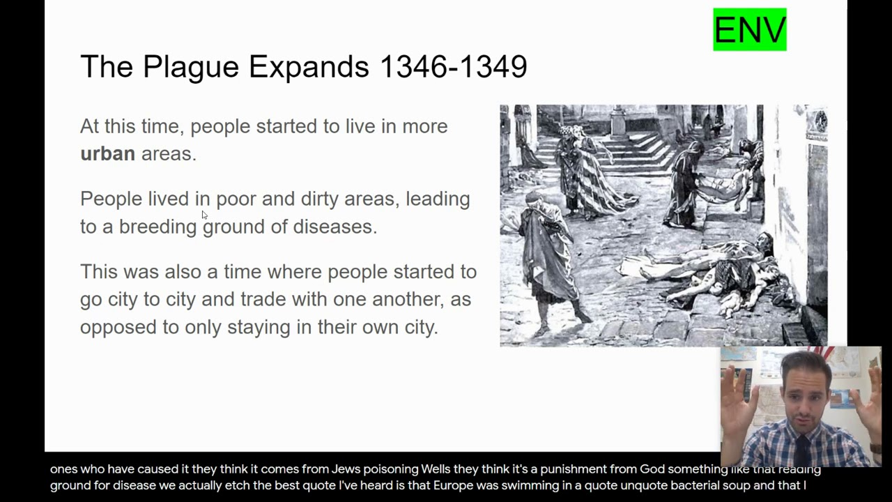 Bubonic Plague - YouTube