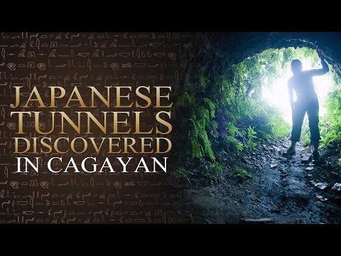 Yamashita Philippines - Tunnels Discovered
