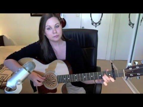 """Love Story"" by Taylor Swift - Guitar Tutorial (Beginner)"