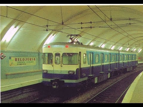 25 curiosidades del metro de Barcelona - 25  interesting facts about Barcelona metro