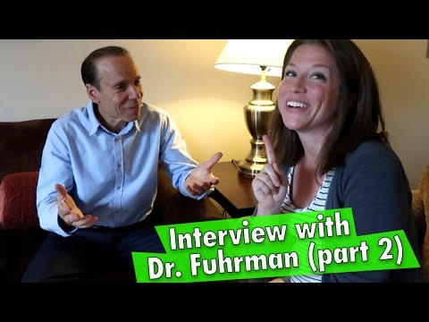 Interview with Dr. Fuhrman (Part 2 of 2) | Health, Healing and Happiness Expo, Las Vegas, June 2017