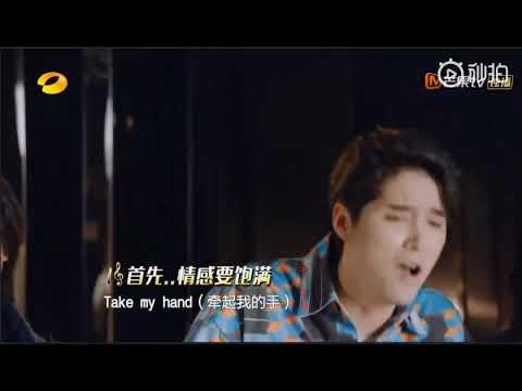 鄭云龍 歌手2019 歌手的秘密 花絮 我們龍今天又是隊長擔當和打板擔當嗎 - YouTube